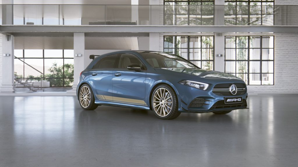 MERCEDES-BENZ A-KLASSE Mercedes-AMG A 35 4MATIC