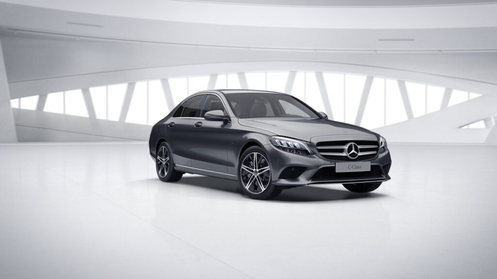 MERCEDES-BENZ C-KLASSE C 300 de Business Solution